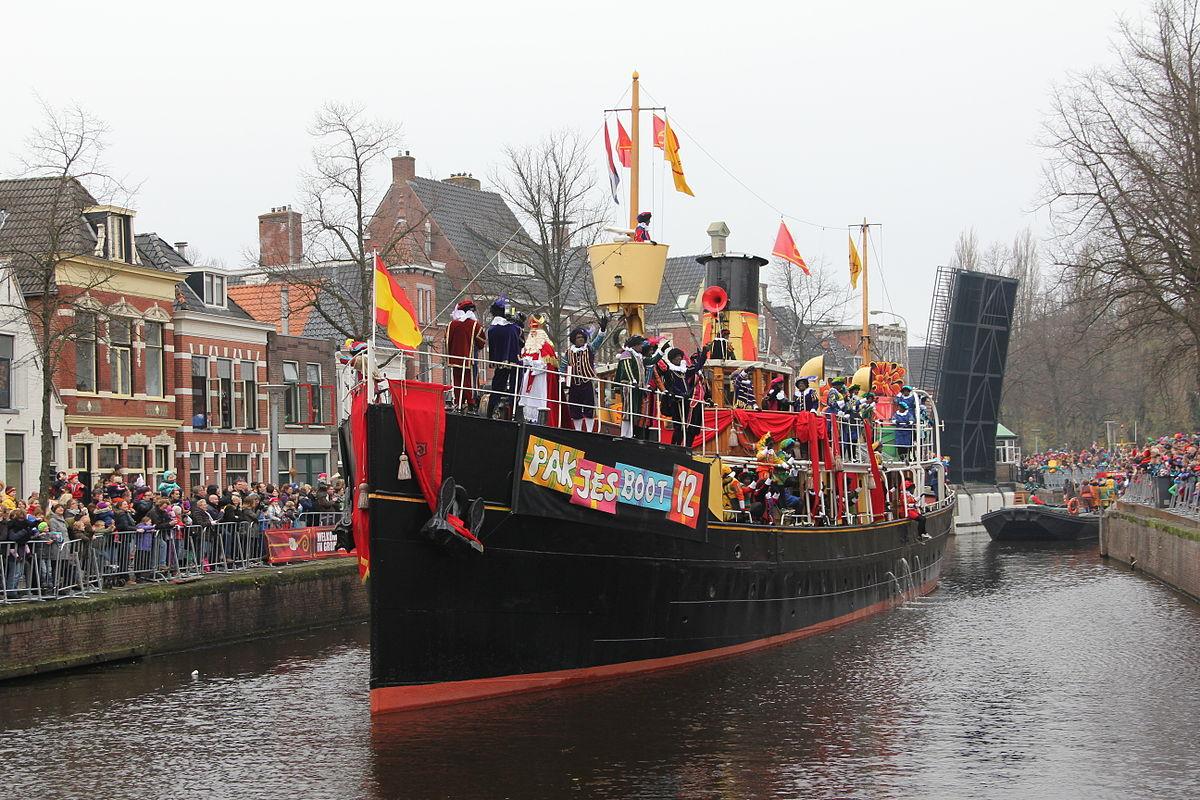 Intocht Van Sinterklaas Wikipedia