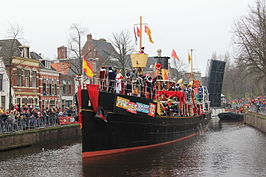 Landelijke Intocht Van Sinterklaas Wikipedia