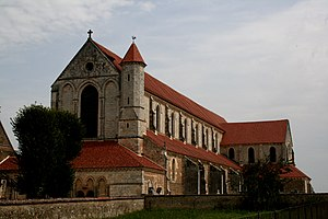 Territorial Prelature of the Mission de France at Pontigny - Cathedral-Abbey of the Assumption in Pontigny