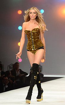 Abbey Clancy at Lingerie london.jpg