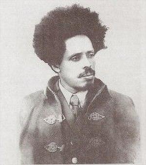 Mayor of Addis Ababa - Image: Abebe Aregai