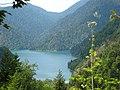 Abkhazia. Lake Riza. - panoramio.jpg