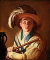 Abraham Bloemaert - The flute player - Google Art Project.jpg