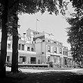 Achtergevel van het paleis, Bestanddeelnr 255-7909.jpg