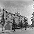 Achterkant van het King David hotel, Bestanddeelnr 255-0338.jpg
