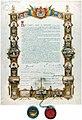 Actul de incoronare a regelui Carol I al Romaniei.jpg