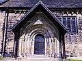 Adel Church, south doorway - panoramio.jpg