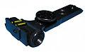Adjustable open sight rear element with green fibre optic contrast ehancements.jpg