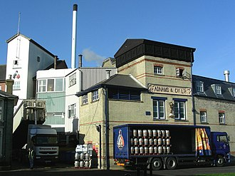 Adnams Brewery - Sole Bay Brewery
