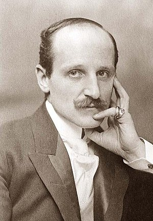 Adolfo Müller-Ury - Adolfo Müller-Ury, circa 1900