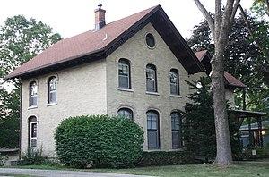 Adolphus and Sarah Ingalsbe House - Image: Adolphus and Sarah Ingalsbe House