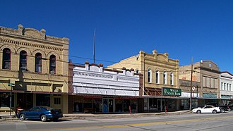 National Register of Historic Places listings in Colorado County, Texas - Image: Aeaglelake