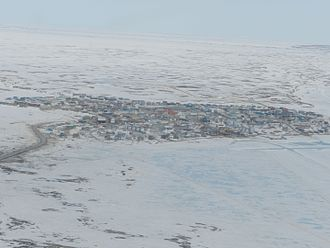 Kitikmeot Region - Cambridge Bay in May