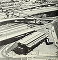 Aerial view of Glen Park station construction, 1970.jpg