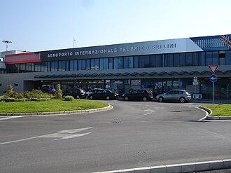 Federico Fellini International Airport - Image: Aeroporto Rimini Miramare