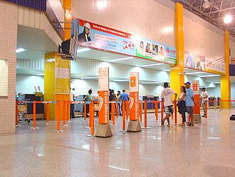 Aracaju - Santa Maria Airport