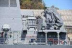 Aft stracture of JS Fuyuzuki(DD-118) right rear view at JMU Maizuru Shipyard April 13, 2019.jpg