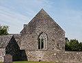 Aghaboe Priory of St. Canice East Gable 2010 09 02.jpg