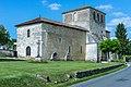 Agonac - Eglise Saint-Martin - arrière.jpg