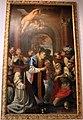 Agostino carracci, ultima comunione di san girolamo, 1591-97, da s. girolamo alla certosa 01.jpg