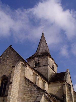 Aignay-le-Duc - Image: Aigay le duc clocher