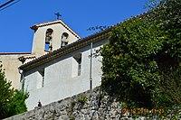 Aiglun, Alpes-Maritimes, Church.JPG