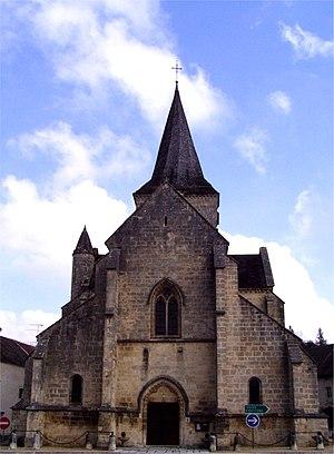 Aignay-le-Duc - Church of Saint Peter and Saint Paul