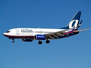 AirTran Airways - An AirTran Boeing 737-700
