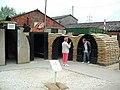 Air Raid Shelters, Eden Camp - geograph.org.uk - 1378717.jpg