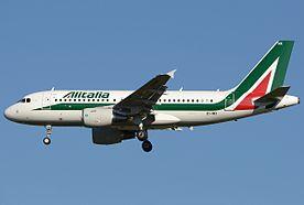 Airbus A319-100 Alitalia