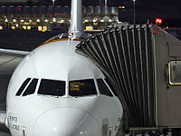 EC-JVE - A319 - Iberia