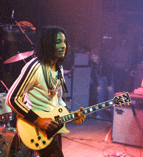 Al Anderson (The Wailers) American guitarist and songwriter