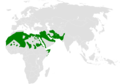 Alaemon distribution map.png