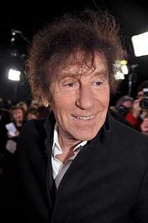 Alain Souchon French singer, songwriter and actor