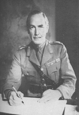 Alan Cunningham - General Sir Alan Cunningham.