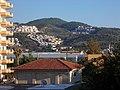 Alanya-Mahmutlar -Südöstliche Ende Türkische Riviera - Blick Hinterland - panoramio.jpg