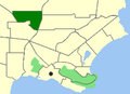 Albany-Milpara map.png