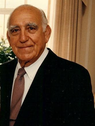 Albert J. Ruffo - Ruffo at Granddaughter's Wedding, 1992