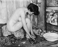 Albert Worcester - étude de nu.jpg