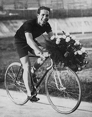Alberto Ghilardi - Alberto Ghilardi in 1930
