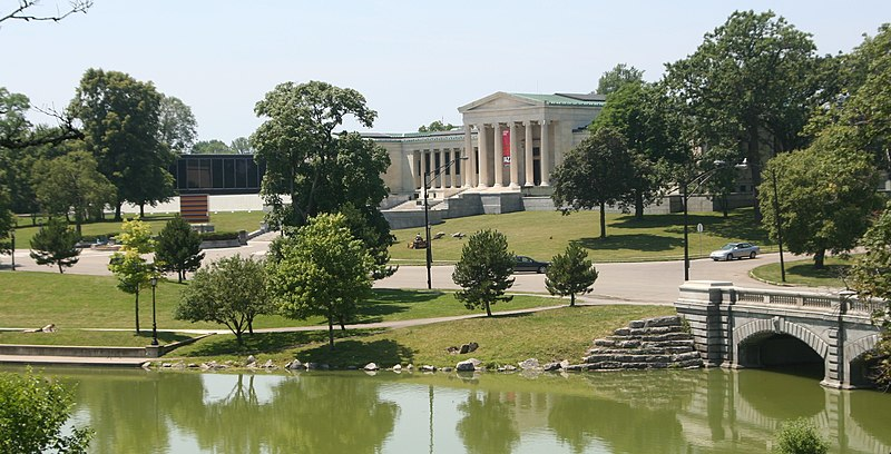 Albright Knox Art Gallery - Attraction - 1285 Elmwood Ave, Buffalo, NY, 14222