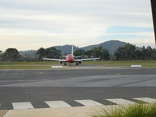 Albury Airport 8