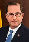 Alex Azar official portrait (cropped)