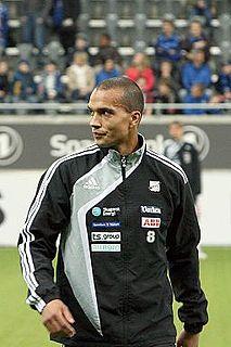 Alex Valencia Norwegian footballer