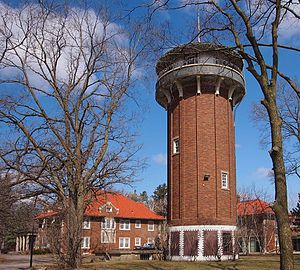 National Register of Historic Places listings in Goodhue County, Minnesota - Image: Alexander P. Anderson Estate–Tower View