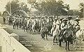 Alfredo Campos y Su Guerrilla, Entrando a Culiacan, Abril de 1912 (21629446670) (cropped).jpg