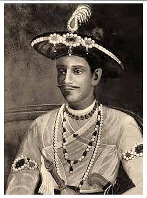 Zain-ud-Din Ali Khan - Nawab Nazim Zain-ud-Din Ali Khan of Bengal.