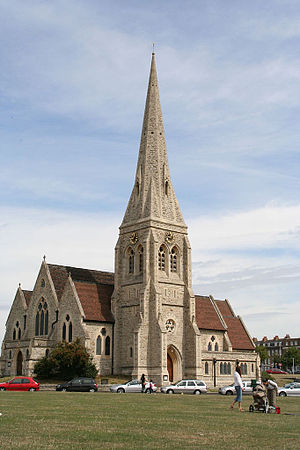 Blackheath, London - Image: All Saints Blackheath