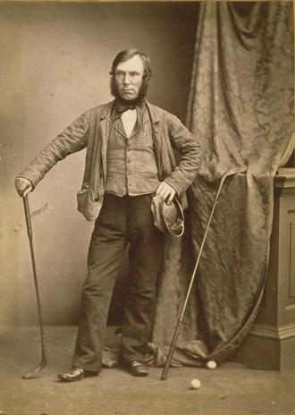 Allan Robertson - Allan Robertson ca. 1850