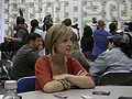 Allison Mack at ComicCon 2009.jpg